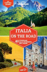 Italia on the road Lonely Planet