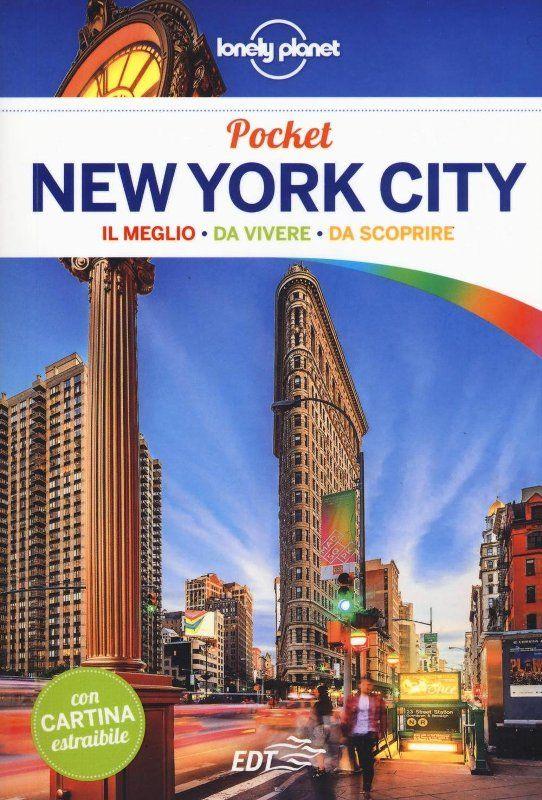 new york lonely planet  Easy Nite srl | New York City Pocket Lonely Planet - Easy Nite srl